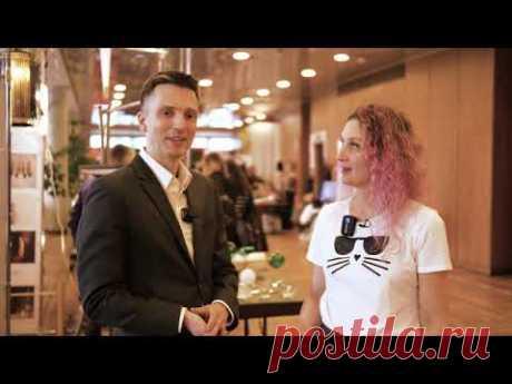 Ксения Измайлова - Интервью на Дизайн конференции 2021