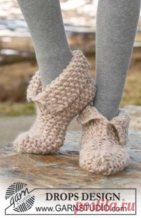 Las zapatillas-sledki de casa