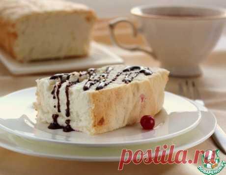 Бисквит на белках – кулинарный рецепт