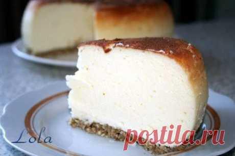 Торт творожный в мультиварке Panasonic - ХЛЕБОПЕЧКА.РУ - рецепты, отзывы, инструкции
