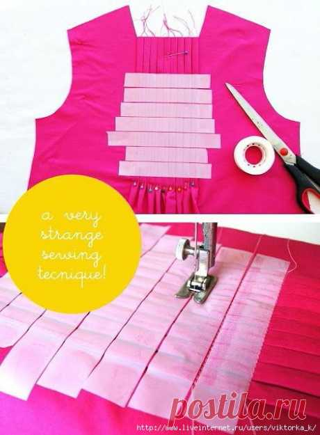 50 advice to seamstresses, sewing cunnings!