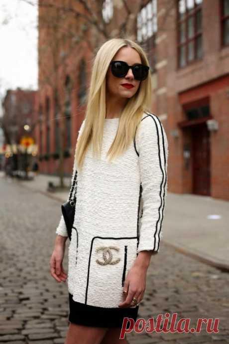 Выкройка платья с декоративными карманами (Шитье и крой) – Журнал Вдохновение Рукодельницы