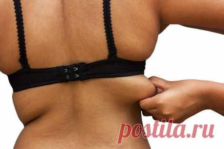 Как убрать «валики» на спине: рекомендации по питанию и тренировкам | Я Могу | Яндекс Дзен