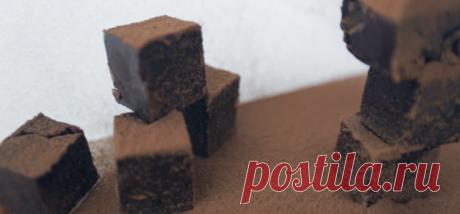 Видео: шоколадные конфеты трюфель своими руками - L!FE.ru