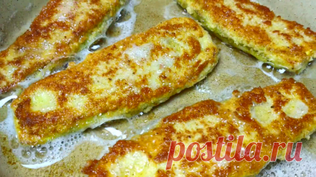 Мой рецепт из кабачков, который знают единицы | Кулинарный Микс | Яндекс Дзен