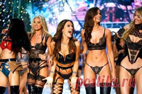 Легендарного шоу Victoria's Secret больше не будет | Офигенная
