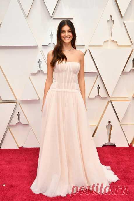 Камила Морроне в платье Dior | VestiNewsRF.Ru