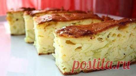 «Капустные вечерки»: побалуйте домашних наливным пирогом из капусты. Быстро и очень вкусно! | Наша Дача | Яндекс Дзен