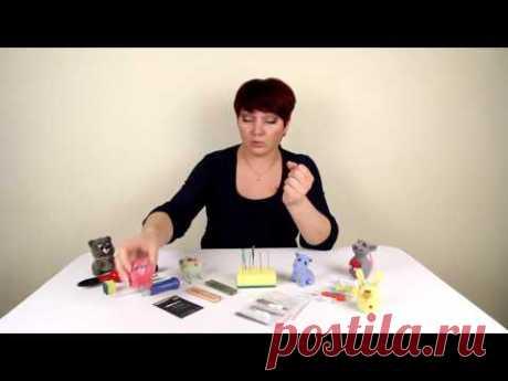 Обзор игл для сухого валяния / Review types of needles for  needle felting wool