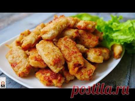 Куриные Рулетики | Съедаются быстрей чем успеваешь приготовить