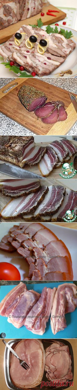 Сало и копчености | НАталья Багрова | Рецепты простой и вкусной еды на Постиле
