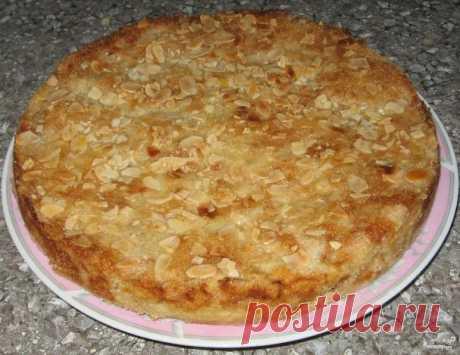 Варшавский яблочный пирог - пошаговый рецепт с фото на Повар.ру