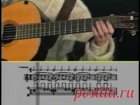 Видеосамоучитель игры на гитаре (Гитарные ноты)