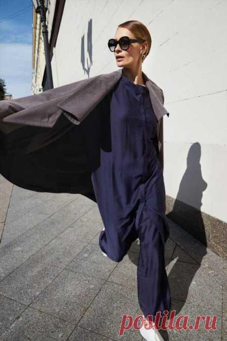 Притягательная сила стиля oversize | Краше Всех