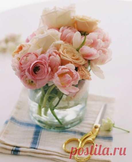 Как сохранить срезанные розы в вазе дольше всего   🚩Сорняков.НЕТ🚩   Яндекс Дзен