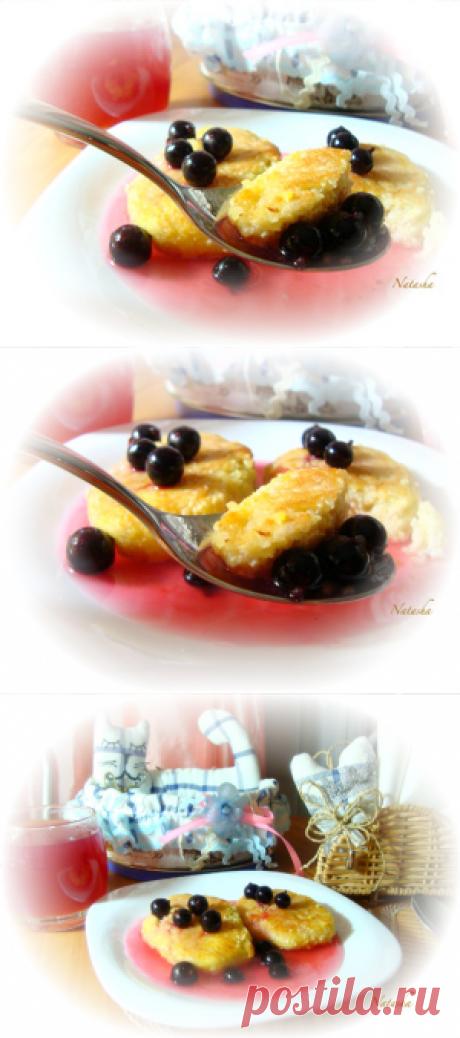 Пшённые котлеты со смородиновым киселём. пошаговый рецепт с фотографиями