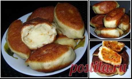(+1) тема - Пирожки на кефире без яиц | ВКУСНО ПОЕДИМ!