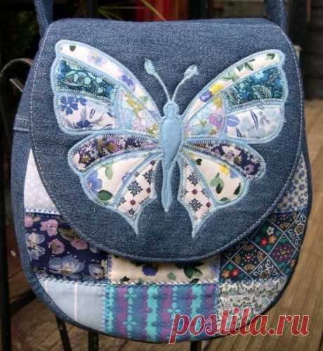 Идеи сумочек из джинсовой ткани Идеи сумочек из джинсовой тканиИдеи сумочек из джинсовой ткани настолько разнообразны и хороши, что вы точно выберете свою.Творите и будьте счастливы.