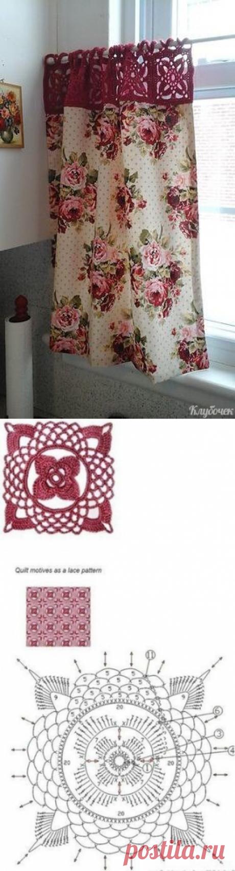 Милая идея для домашнего декора из категории Интересные идеи – Вязаные идеи, идеи для вязания