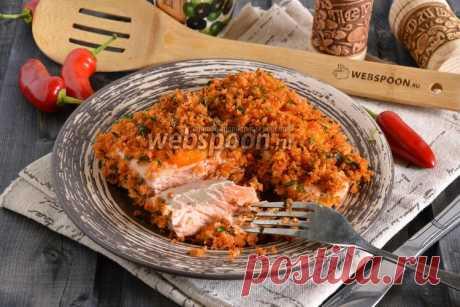 Кижуч с помидорами в духовке. Сегодня блюдо будет быстрое, мега-простое, но с небольшой претензией на изысканность. По крайней мере, кусочек такой рыбки совершенно не стыдно приготовить на абсолютно любой праздник.