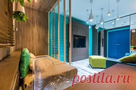 Перепланировка однокомнатной квартиры в двухкомнатную: примеры переделки с фото до и после