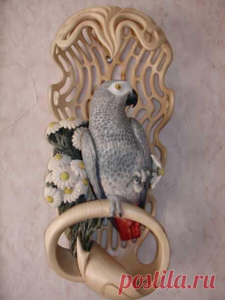 Размер деревянной композиции 54 см. Выполнена из одного куска дерева. Продана. заказы принимаются. Цена 65000 руб.