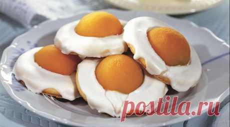 Пасхальное печенье — Фактор Вкуса