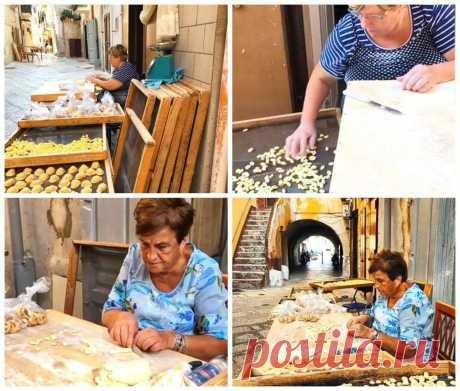 Как предприимчивые итальянские пенсионерки зарабатывают на туристах | Italiano4ka | Яндекс Дзен