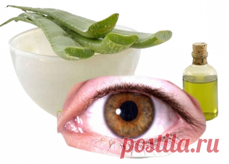 Восстановить зрение-народный рецепт