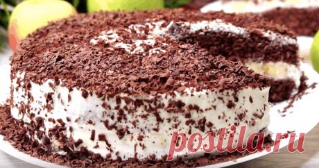 Невероятно вкусный торт в микроволновке за 20 минут ...
