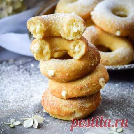 Пончики, 16 рецептов с фото - ФотоРецепт