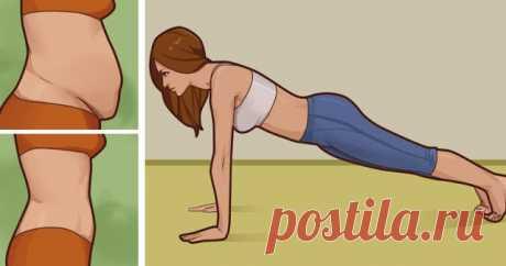 Планка: 28-дневная программа, которая преобразит ваше тело - ПолонСил.ру - социальная сеть здоровья - медиаплатформа МирТесен