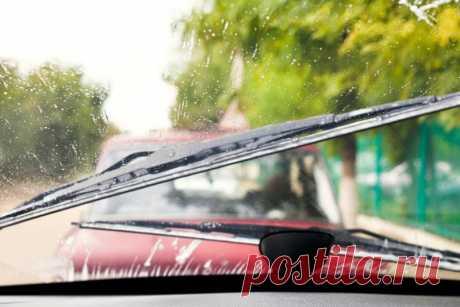 Как починить автомобильные дворники своими средствами