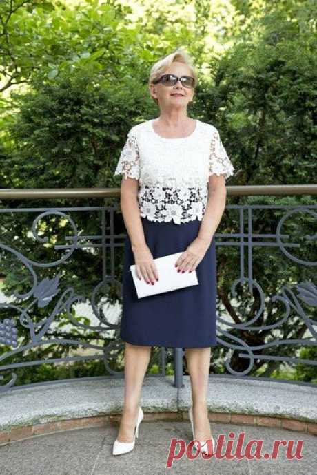 Мода для дам за 50: как выглядеть модно в зрелом возрасте | модница | Яндекс Дзен