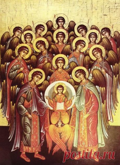 Обязательно помолитесь своему Ангелу Хранителю в ночь с 20 на 21 ноября   Мы верим🙏   Яндекс Дзен
