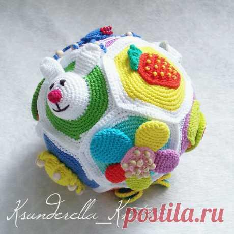 Сенсорный мячик