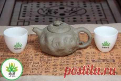 Настоящие исинские чайники