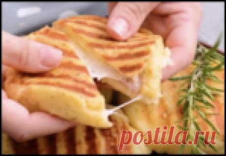 Изумительные бутерброды без хлеба – вкусное и необычное блюдо, которое удивит семью и гостей!