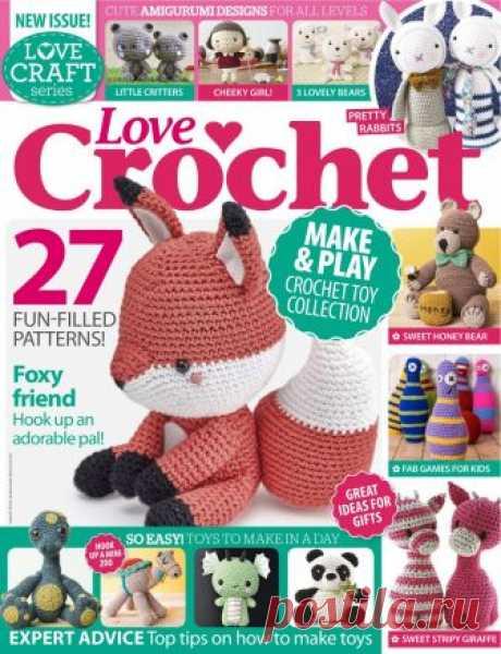 Love Crochet June 2016
