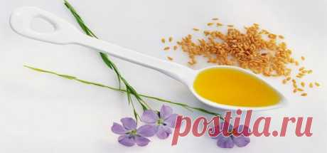 Льняное масло внутрь - побочные эффекты и ограничения