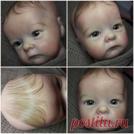 Куколка рождается)))