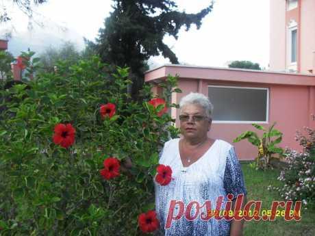 Людмила Авдошина