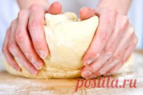 Тесто для пирожков | Популярные рецепты пирожкового теста | Волшебная Eда.ру********много рецептов РАЗНОГО ТЕСТА********