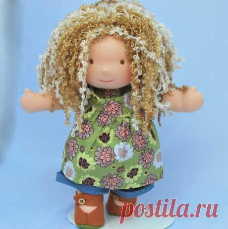 МЯГКИЕ ИГРУШКИ СВОИМИ РУКАМИ   Выкройки мягких игрушек   Куклы своими руками - фото инструкция