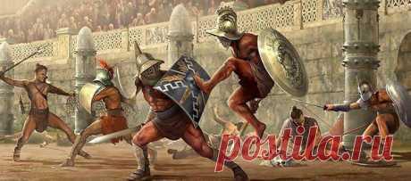10 hechos sobre los gladiadores - los Hechos, los hechos interesantes, los artículos informativos, la cifra y la novedad - facte.ru