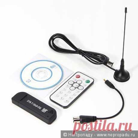 Радиоразведка, доступная всем или как услышать всё в эфире за 600 рублей