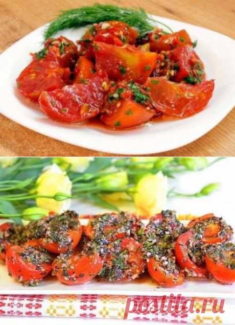 Малосольные острые помидоры по-корейски: рецепты с фото по шагам - Что приготовить простые рецепты с фото