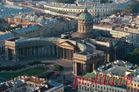 Казанский собор — сбор пазла — Пазлы онлайн
