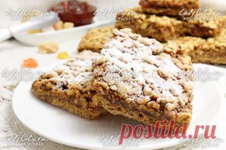 Тертый пирог – рецепт с фото LadyCity.Ru