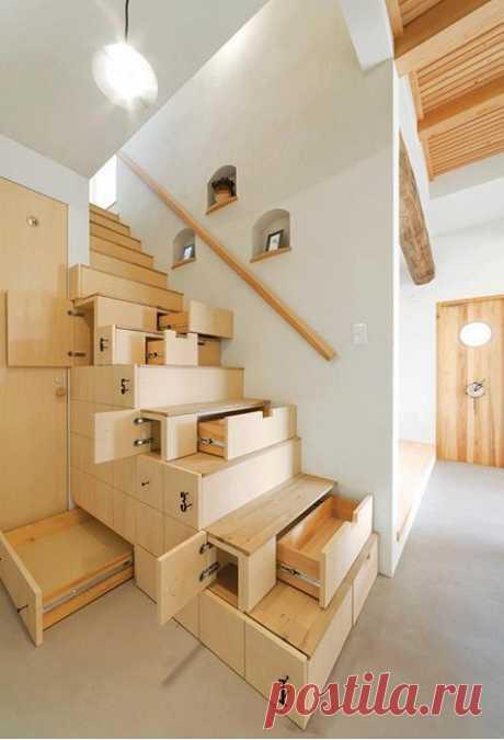 Необычные идеи для небольшой квартиры — Роскошь и уют